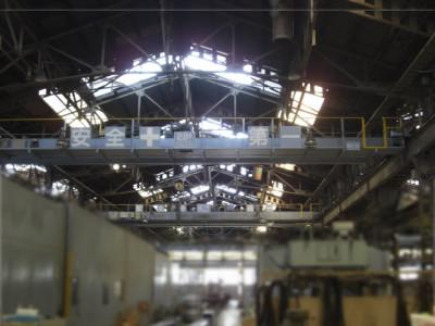 天井クレーン2